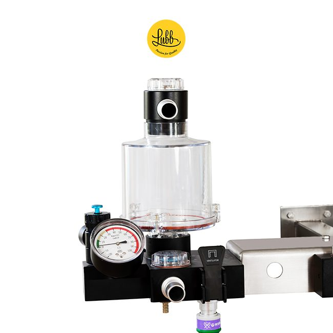 Lubb Veterinary Anaesthesia Machine S5 - Detail 2