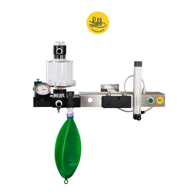 Lubb Veterinary Anaesthesia Machine S5