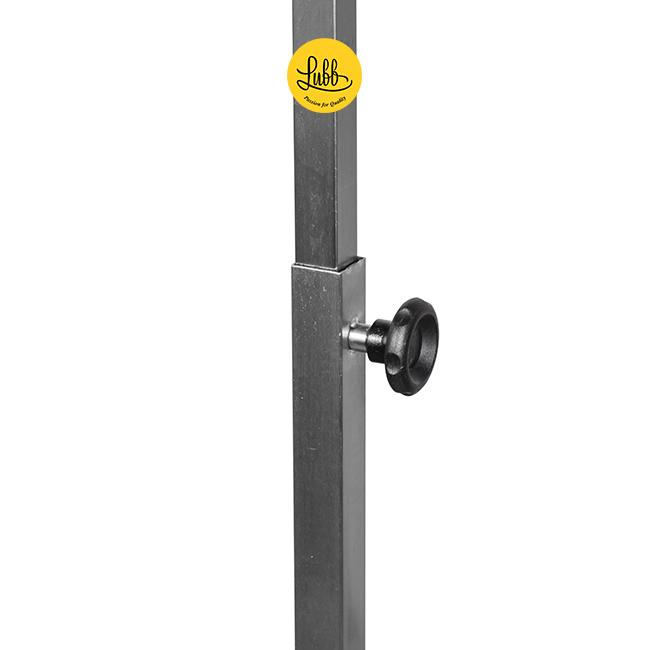 Bridge height-adjustable veterinary table-3