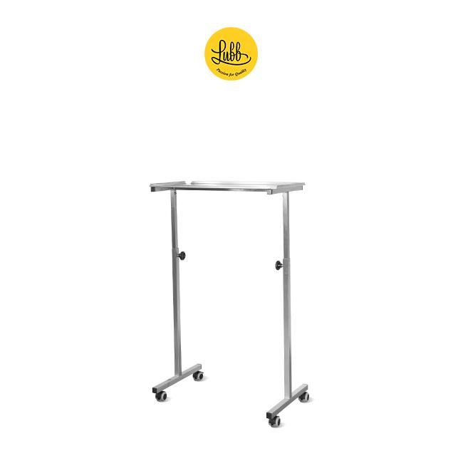 Bridge height-adjustable veterinary table-5