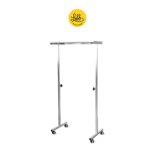 Bridge height-adjustable veterinary table-1