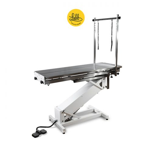 Bar Support for Surgery Tables