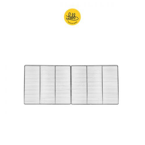 Stainless steel bathtub grid