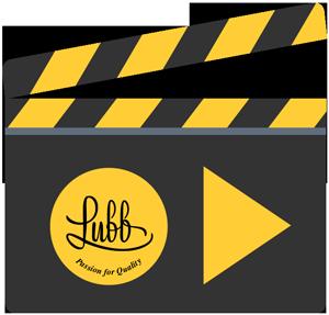Lubb's videos play button