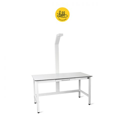 Veterinary Radiology Table With Column