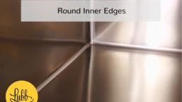 Veterinary stainless steel cages – Rounded Inner Edges